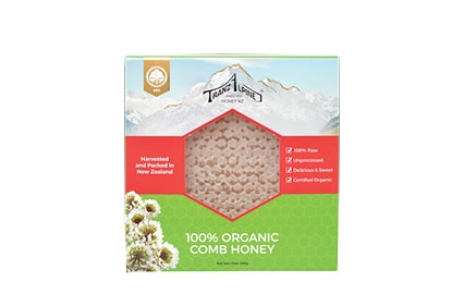 Organic Comb Honey
